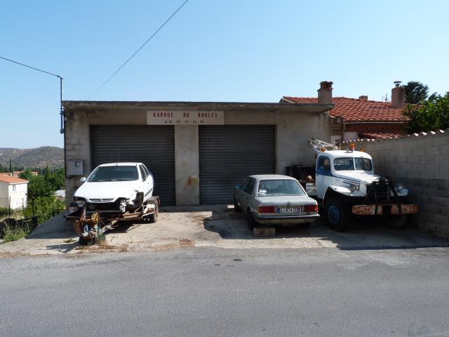 Ancien garage - Cami Reial