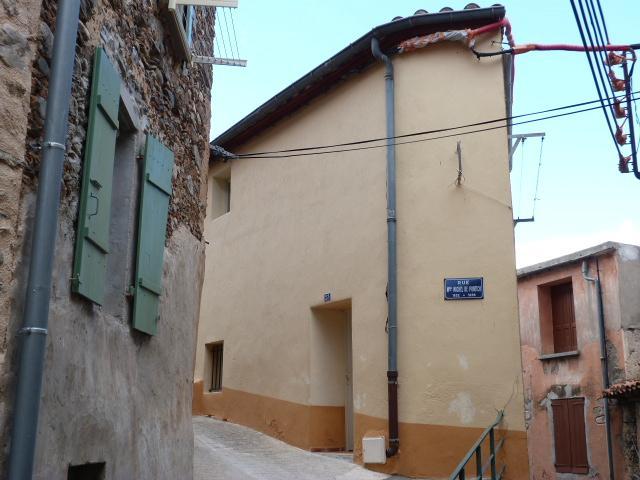 Ancienne poissonnerie - Rue Monseigneur Michel de Pontich