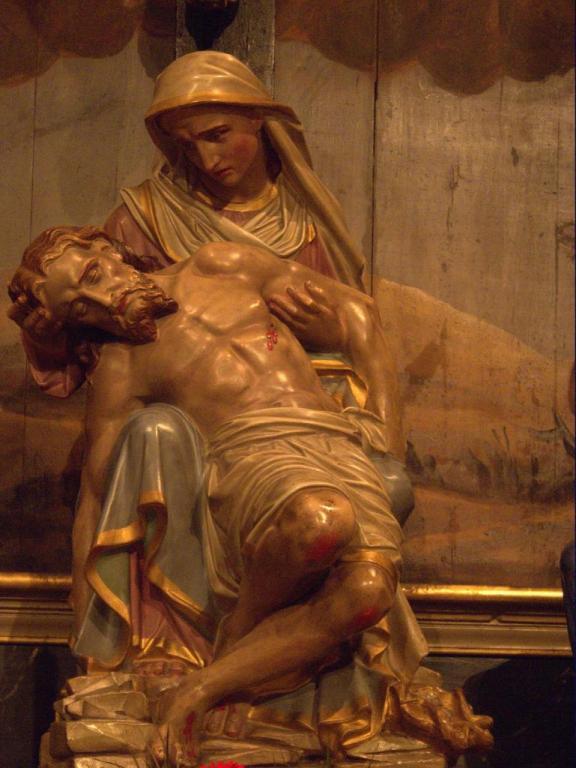 Chapelle du Christ - Détail