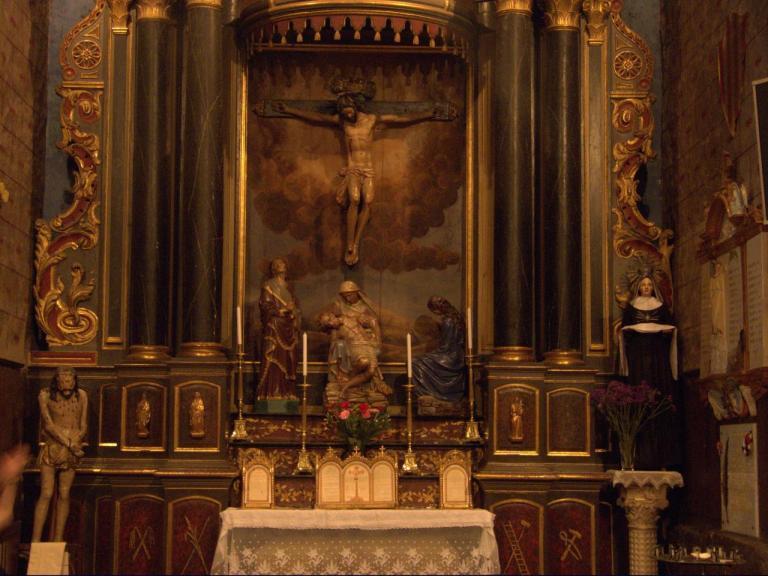 Chapelle du Christ