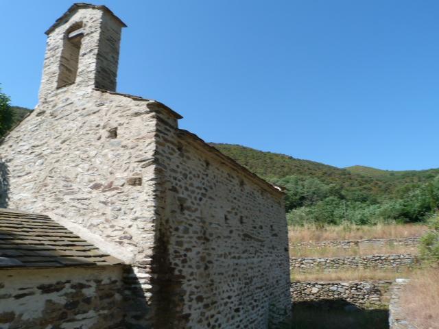 Chapelle Sant-Nazari de Barbadell
