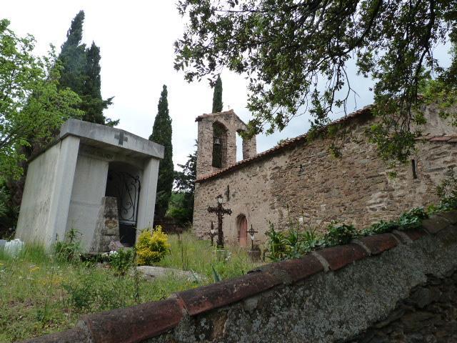 Eglise Santa-Coloma de las Illas