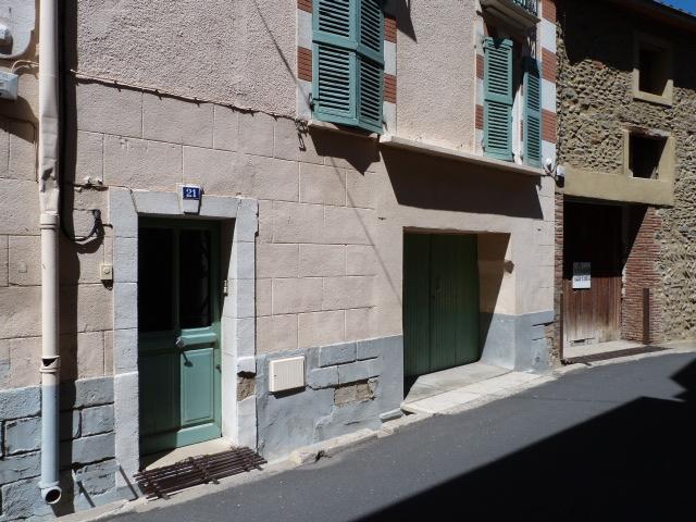 Emplacement d'un ancien magasin COOP - Rue Arago