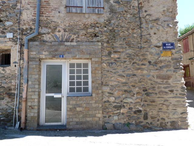 Emplacement d'un ancien relai-agence Crédit Agricole - Rue des remparts