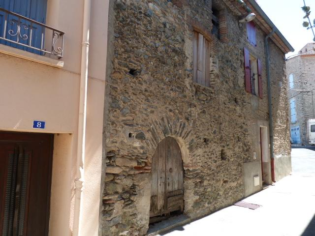 Emplacement d'un vieux moulin - Rue du vieux moulin