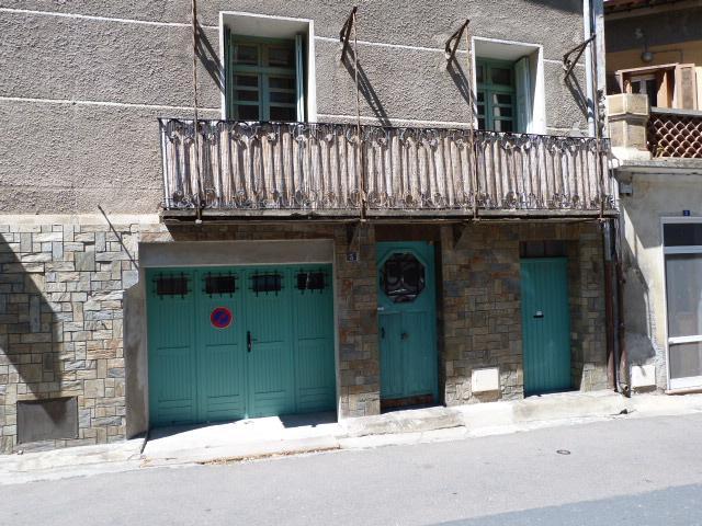 Emplacement d'une ancienne Boucherie-Charcuterie - Rue Arago