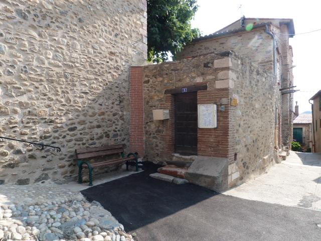 L'église romane du XIème siècle