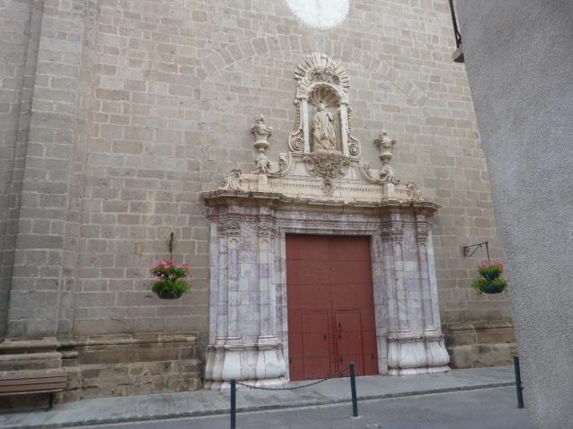 Façade de l'église Saint-Etienne