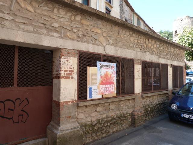 L'ancien lavoir - Rue Arago