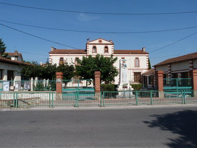 L'école de Bouleternère - Avenue Maréchal Joffre