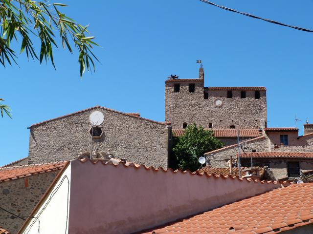 Les deux églises vues de Carrer del Coronell