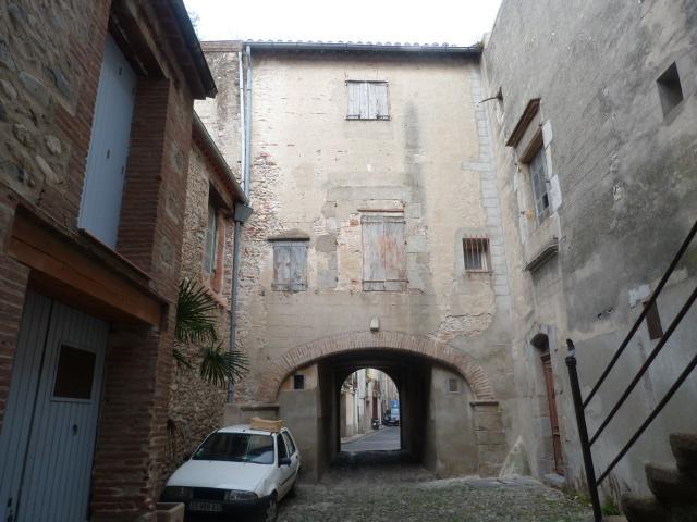 Maison du Comte - Vue intérieur