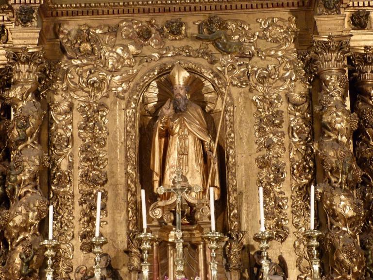Maitre Autel - Saint-Sulpice
