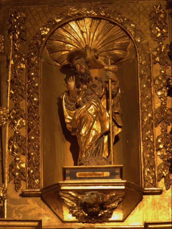 Maitre Autel - Saint-Jacques