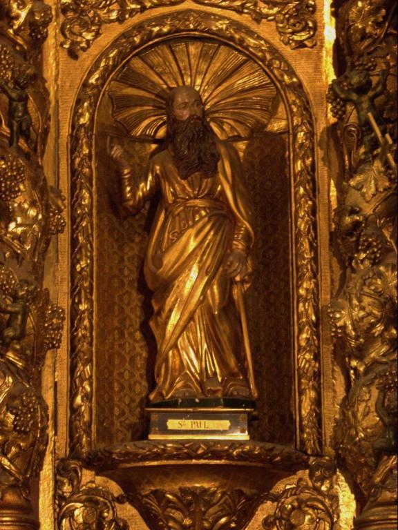 Maitre Autel - Saint-Paul