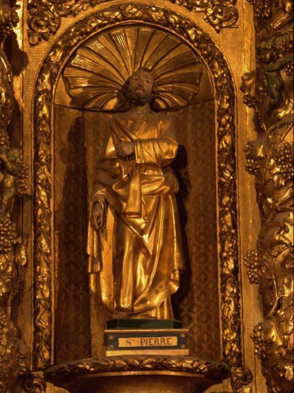 Maitre Autel - Saint-Pierre
