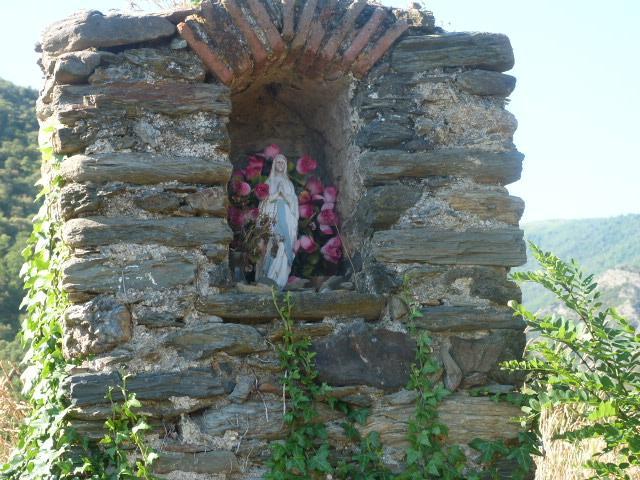 Oratoire près de Rigarda