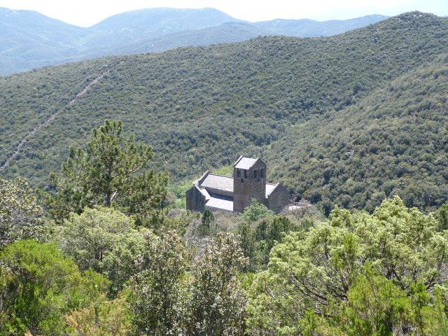 Serrabone en descendant de Roca-Roja