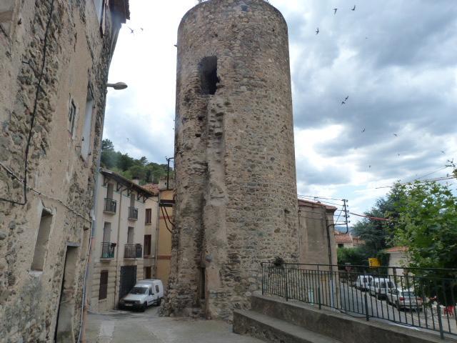 La tour (Prison) - Extérieur