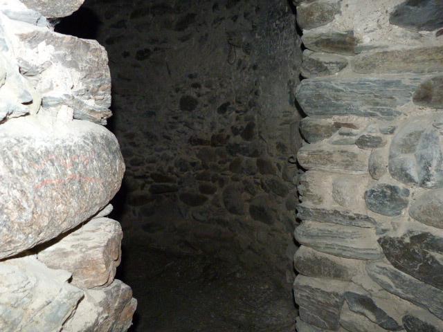 La tour (Prison) - L'entrée