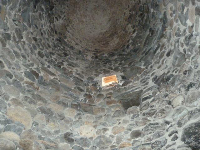 La tour (Prison) - L'intérieur