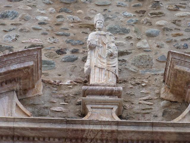 Statue de Saint-Sulpice