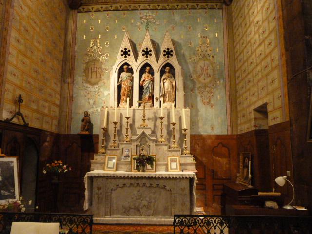 Chapelle de le Sainte Famille