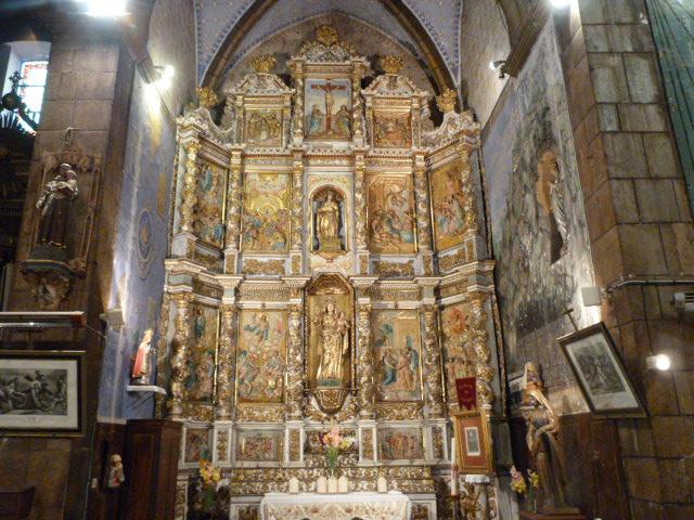 Chapelle du Rosaire ou Chapelle de la Vierge