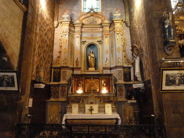 Chapelle des Saintes