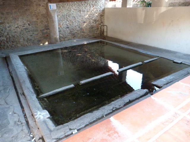 La Font de la Vila & Son lavoir