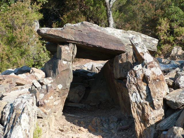Dolmen du Puig al Fournas
