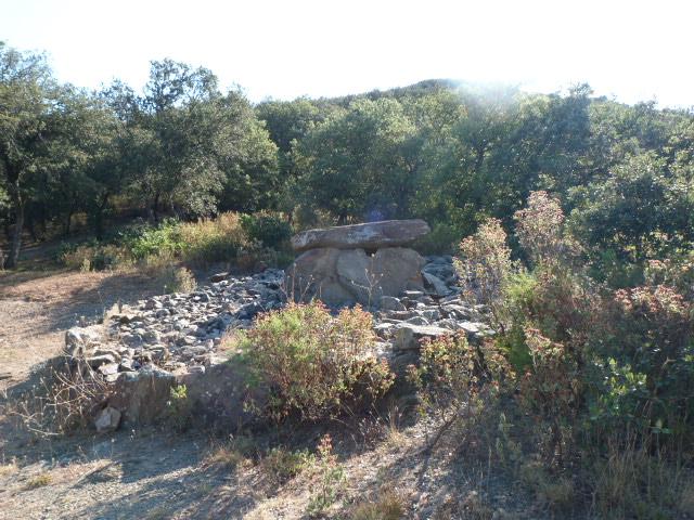 Les dolmens autour de Bouleternère