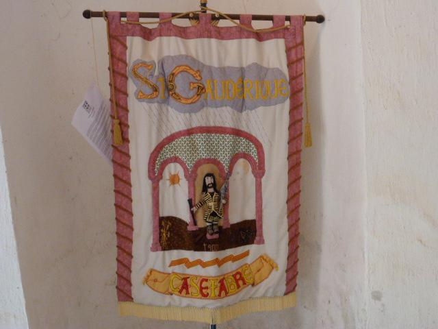 Etendart de Saint Gaudérique (ou Gaudéric)