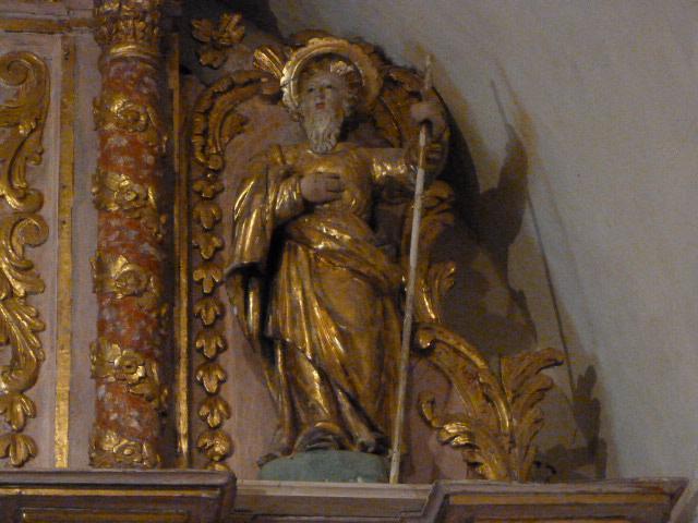 Chapelle du Rosaire - Détail