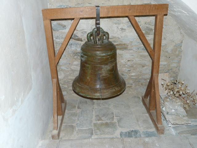 Superbe cloche du XVIIIe siècle