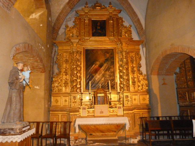 Retable de Saint-Charles de Borromée