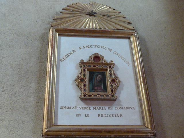 Vierge Maria de Domanova