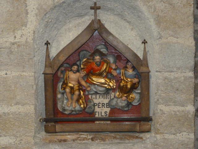 Chapelle de la Trinité - Ex-voto à la Trinité