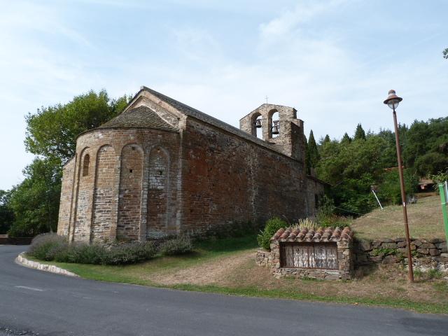 Chapelle de la Trinité de Prunet-et-Belpuig
