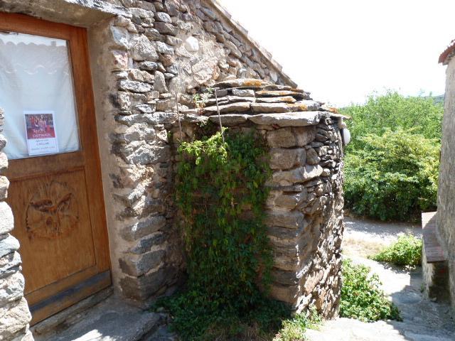 Le hameau - Four à pain