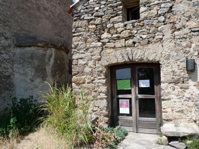 Le hameau - Four à pain & Habitation