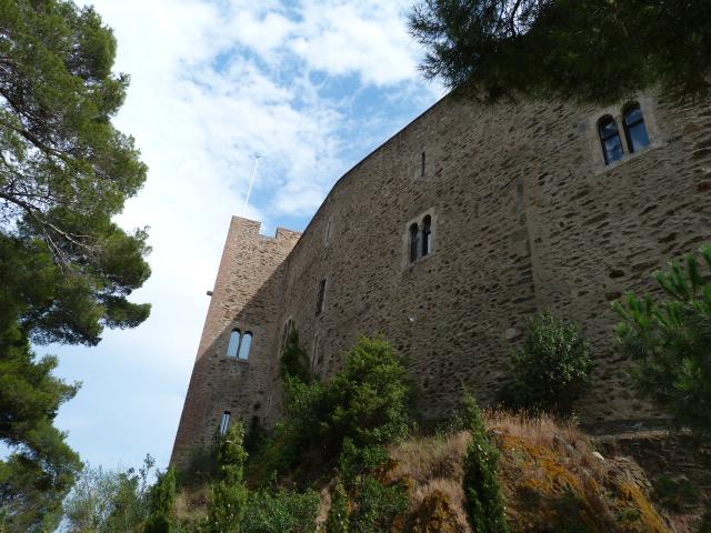 Le Château de Corbère de Dalt