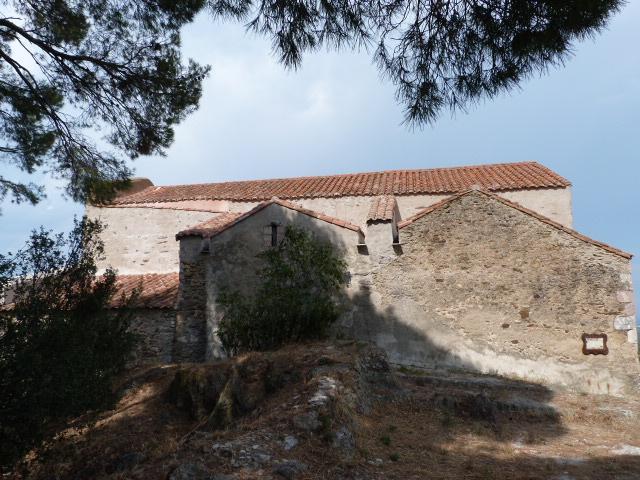 Eglise Saint Pierre du Château