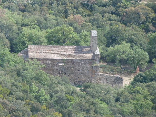 Chapelle Saint Pierre del Bosc (Sant Pere del Bosc)