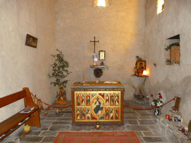Notre Dame de Greolera - Maitre Autel