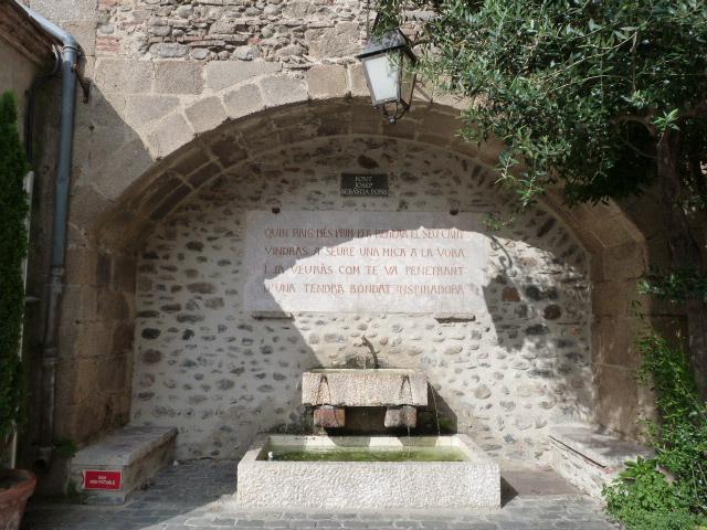La Font Josep Sebastia Pons