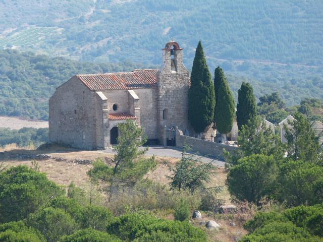 L'église de Montalba le Château