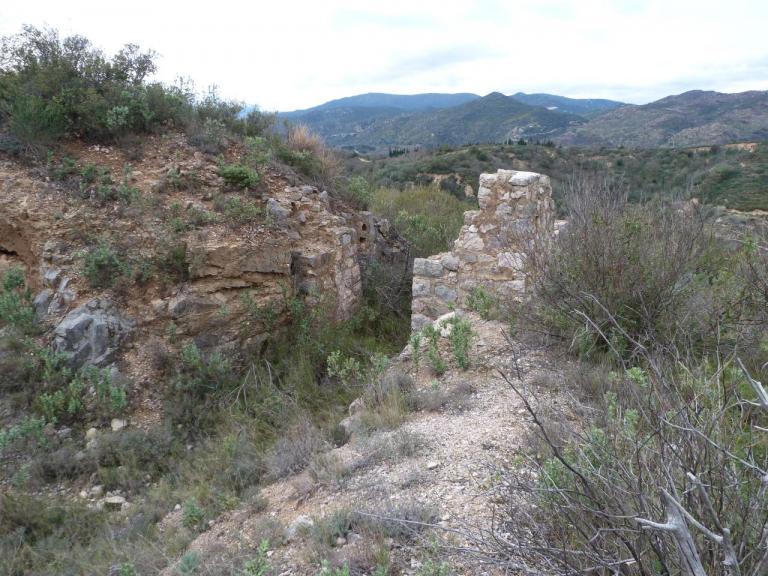 Ruines...