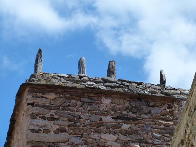 Pierres des sorcières - Maison del Palau