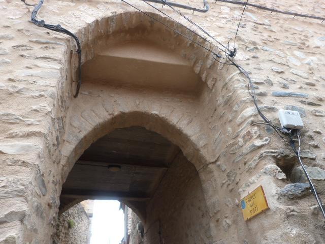Porte de la Cellera